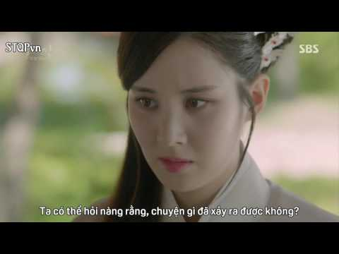[VIETSUB] [STQPvn] Moon Lovers Ep.12 Seohyun cut
