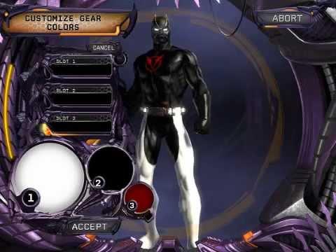 Игру Бэтмен Будущего