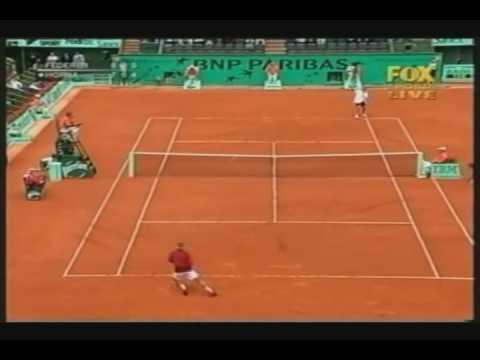 Lucho Horna vs Federer