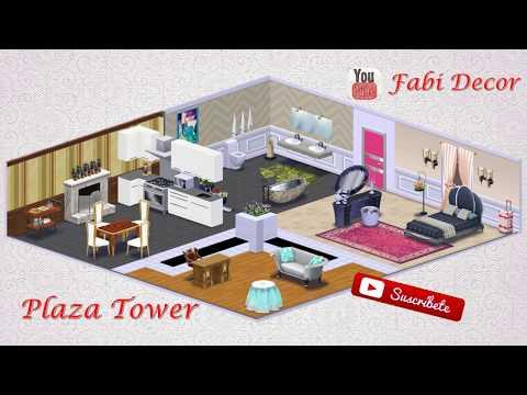 Decoración Plaza Tower 2 | City Girl Life| #16