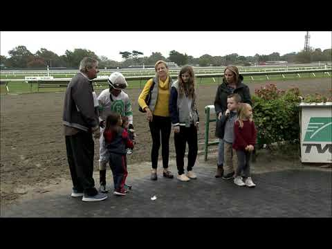 video thumbnail for MONMOUTH PARK 10-20-19 RACE 1