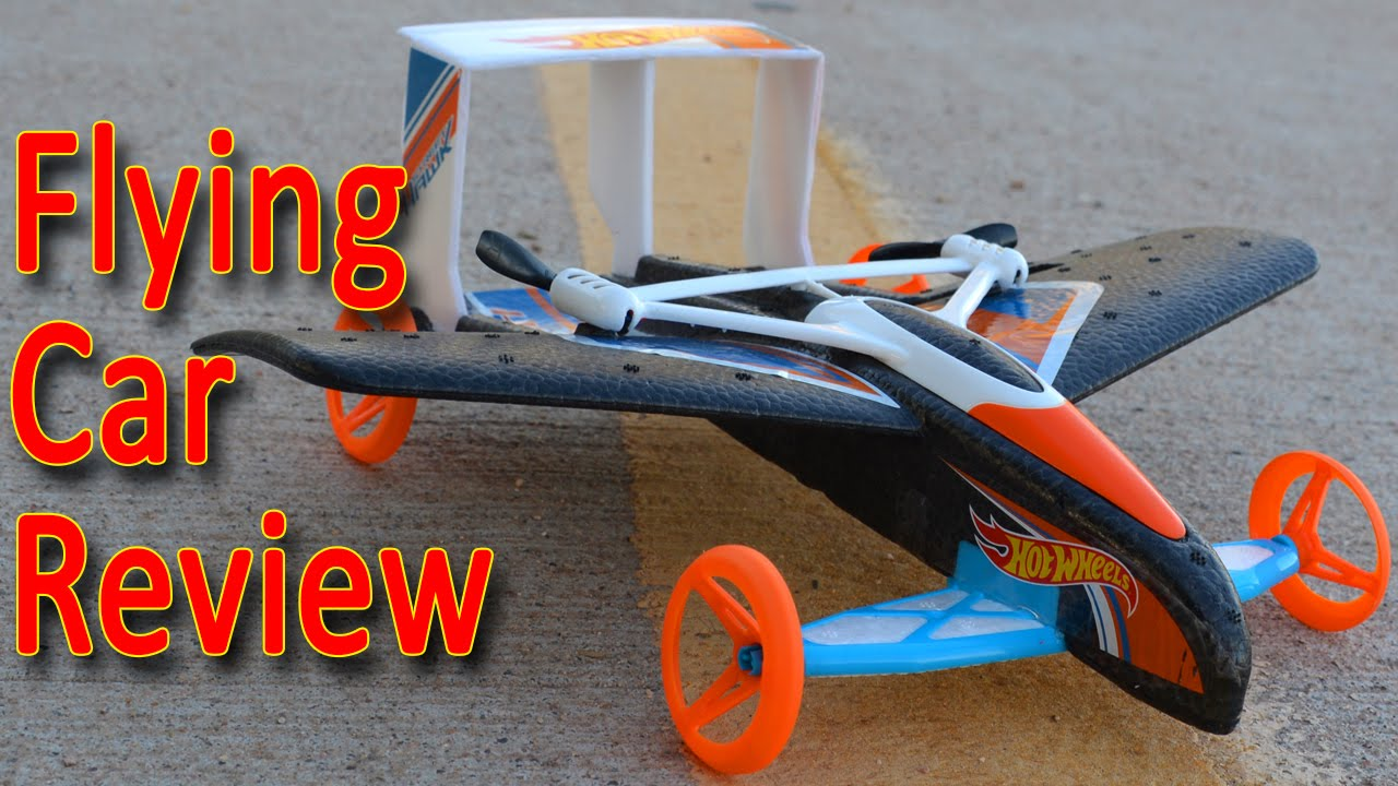 rc flying car review hot wheels street hawk youtube. Black Bedroom Furniture Sets. Home Design Ideas