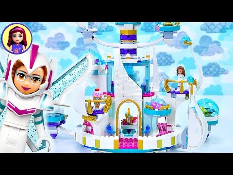 LEGO Movie 2 Queen Watevra's 'So Not Evil' Space Palace Build