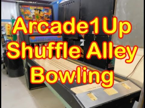 Arcade1Up Shuffle Alley Bowling Game And TNT Amusements Story Arcade 1Up from rarecoolitems