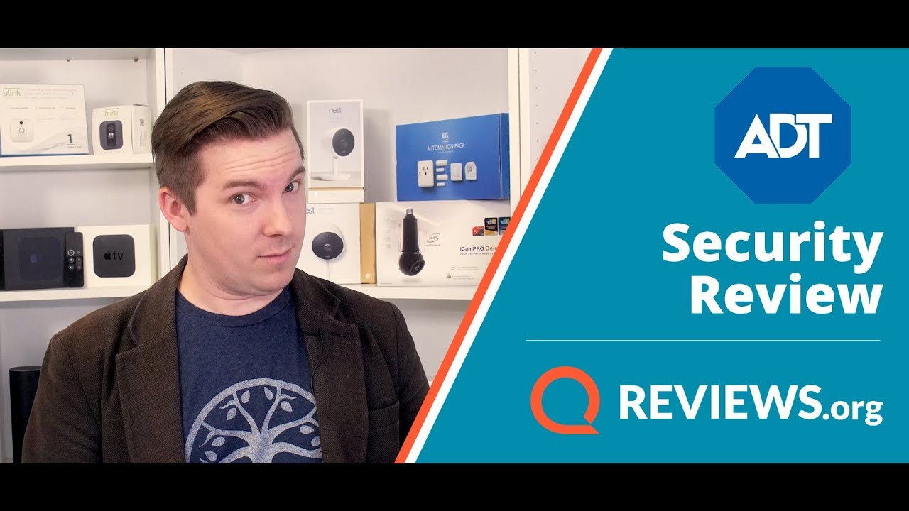 Adt Home Security Review 2018 Should You Buy Adt Home Security Youtube