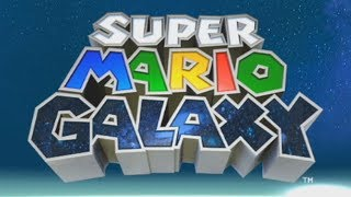 Super Mario Galaxy - Complete Walkthrough (Full Game)