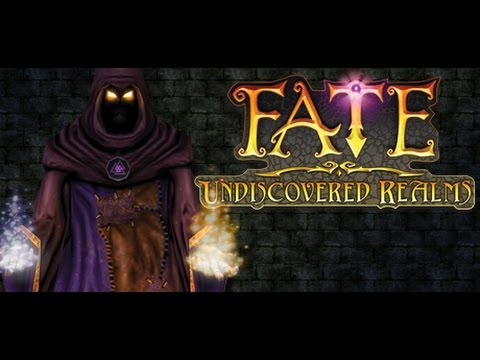 FATE UNDISCOVERED REALMS GAMEPLAY!!!! |