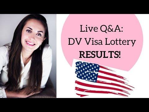 LIVE Q&A: DV VISA LOTTERY 2019 RESUTLS
