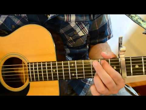 Unhindered Acoustic Lesson - I Am Not The Same