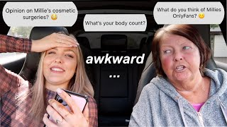 asking my MUM Questions you're too AFRAID TO ASK... *uncomfortable*