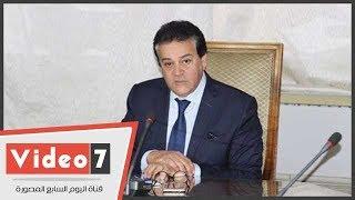 خالد عبد الغفار: وضعنا خطة مشتركة مع الصحة للقضاء على قوائم انتظار المرضى