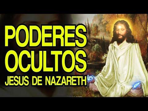 Los Poderes Ocultos de Jesus