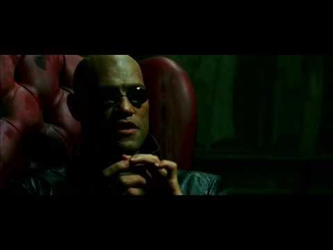 Первое объяснение что такое Матрица / The matrix explanation
