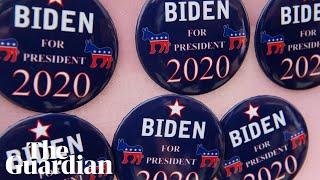 Joe Biden kicks off presidential bid speaking to union workers in Pittsburgh - watch live