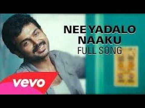 Nee Yadalo Naaku VideoYuvanshankarKarthi 720p