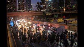 Watch Live: Protests Continue in LA after Night of Violence and Unrest