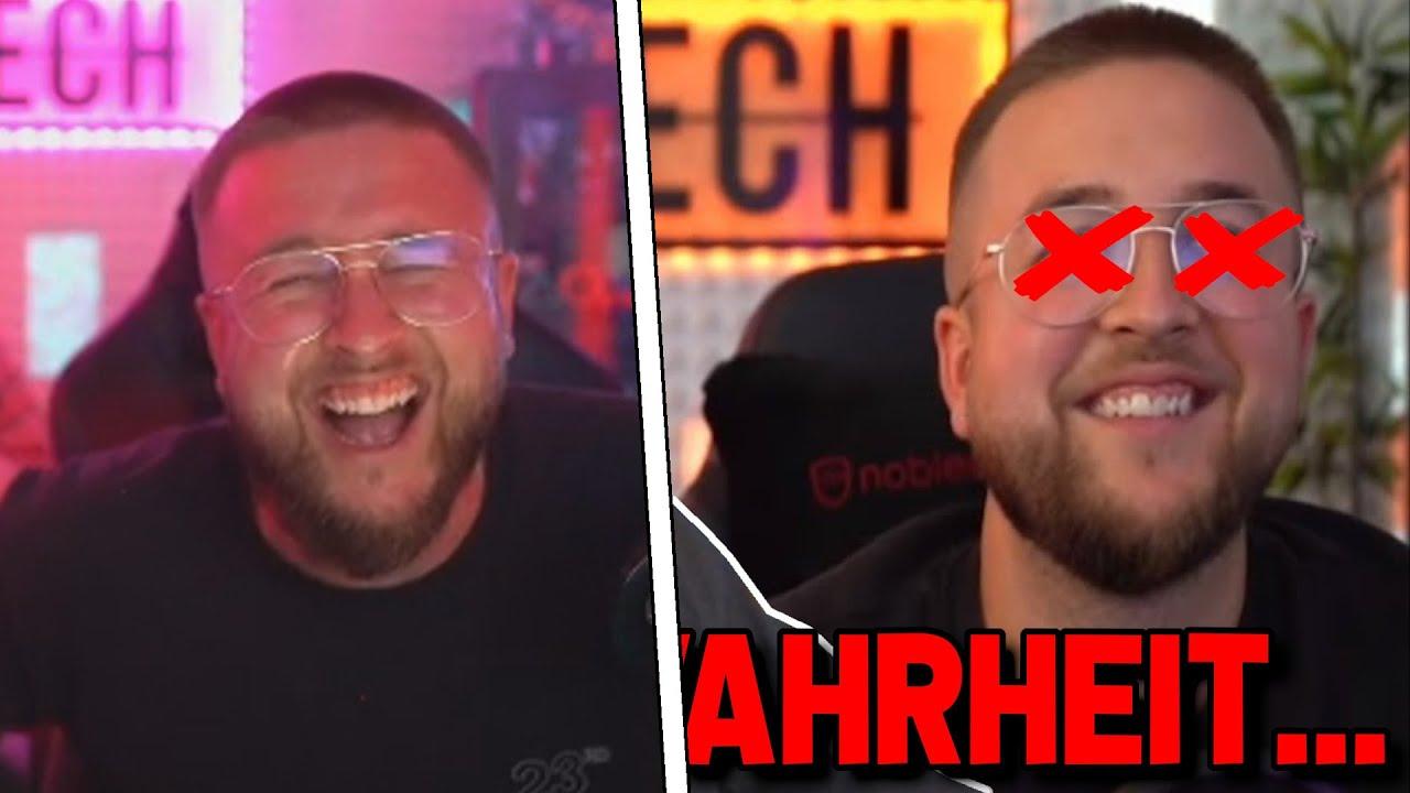 """Reaktion auf """"Die WAHRHEIT über TIMO"""" 😂😂 Tisi Schubech Stream Highlights"""