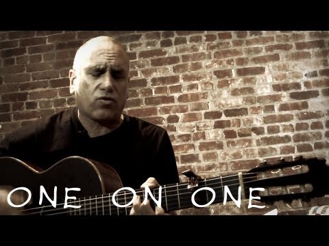 ONE ON ONE: David Broza August 15th, 2013 New York City Full Session