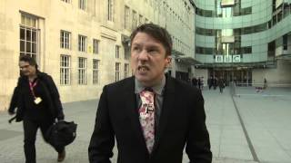 The BBC needs to grow some f**king  balls: Jonathan Pie