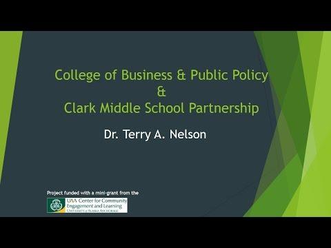 Clark Middle School Partnership