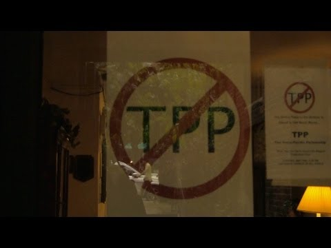 Trans-Pacific Partnership: Corporate Global Domination (short version)