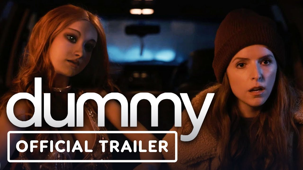 DUMMY: Official Red Band Trailer (2020) Anna Kendrick