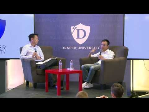 Strong Leaders Know Their Limits   Richard Liu