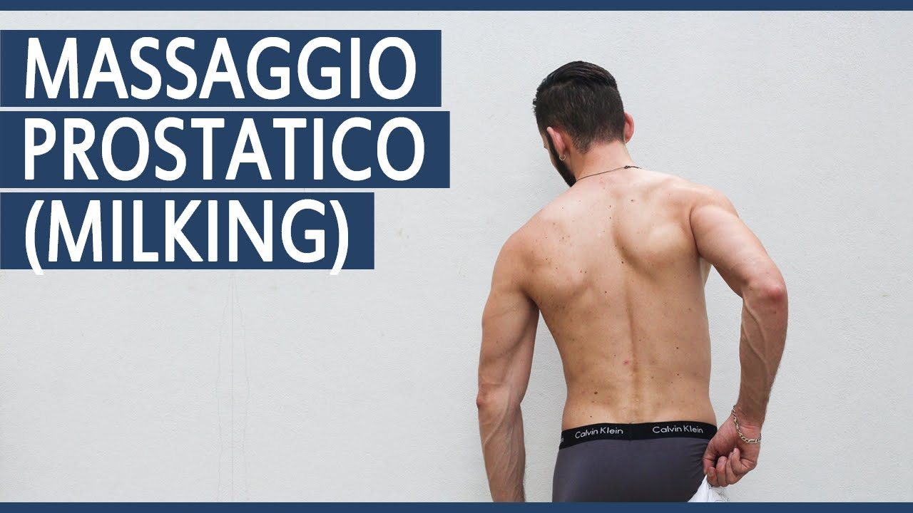 massaggio prostatico per uomo video
