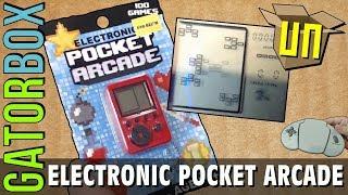 Electronic Pocket Arcade (Pro-200!!!) | GatorUNbox