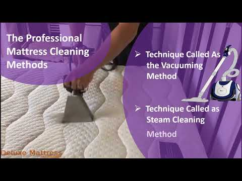 Significance of Mattress Cleaning for a Healthy Family