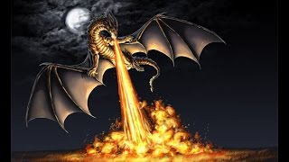 Fire Breathing Dragons 2015 (Red Hot Poker Faces) -- NM ... Blood Raw ... Interlude