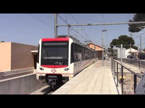 Palma Metro CAF 71 Class @ Marratxi