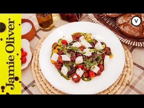 How To Make Greek Salad | Akis Petretzikis
