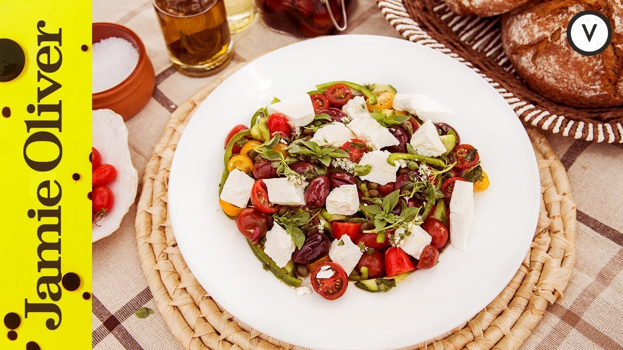 Greek Tzatziki Recipe Jamie Oliver | Besto Blog