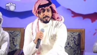 قصيده والله اني ضايق والصدر بالهم امتلئ || سعيد بن مانع