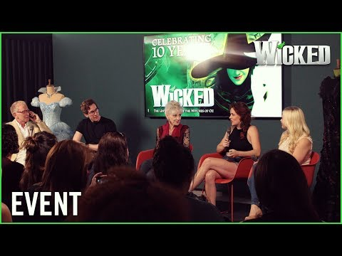 WICKED London Media Night 2010
