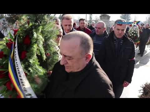 Comemorare Revoluționari Romașcani