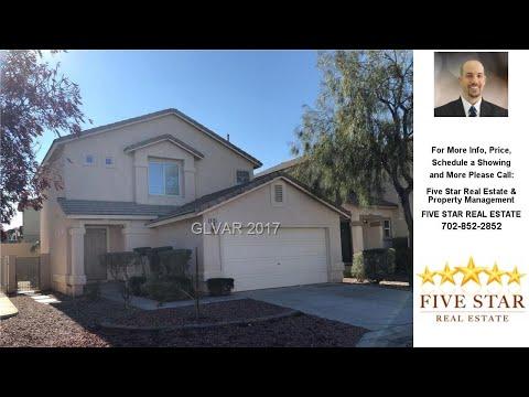 9293 ADAMSHURST Avenue, Las Vegas, NV Presented by Five Star Real Estate & Property Management.