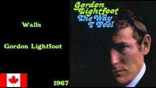 Watch Gordon Lightfoot Walls video