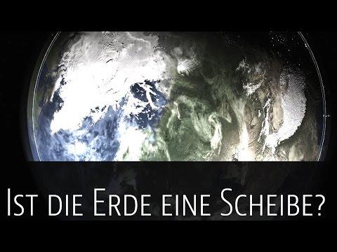 Ist die Erde eine Scheibe? Flat Earth Theory