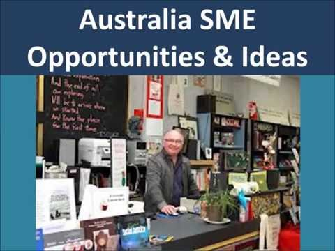 Australia Small Business Ideas and Opportunities