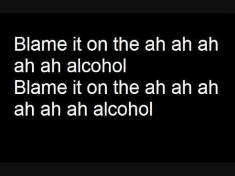 Blame It Lyrics -Jamie Foxx Ft. T-Pain