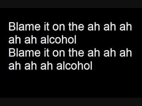 Blame It Lyrics Jamie Foxx Ft TPain