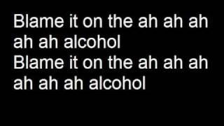Blame It Lyrics -Jamie Foxx Ft. T-Pain