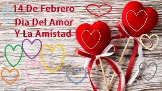 Dia Del Amor Y La Amistad 2020