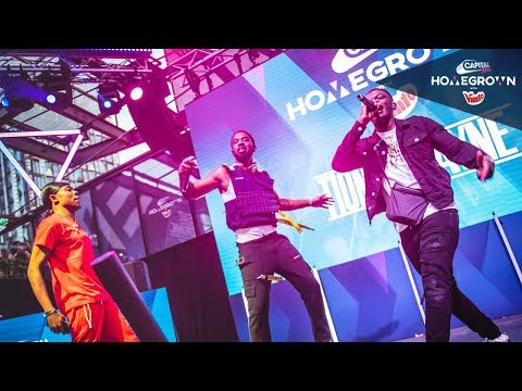Tion Wayne x Hardy Caprio x One Acen - Best Life  Homegrown  With Vimto Capital XTRA