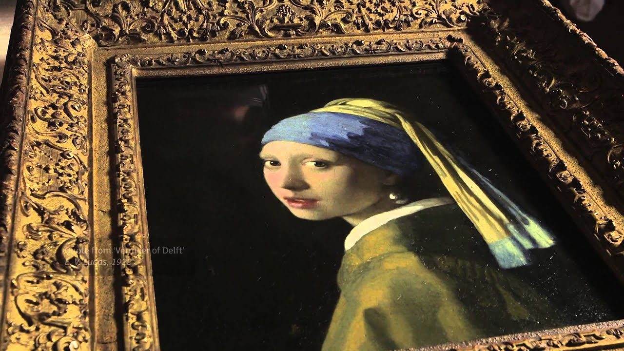 Exhibition On Screen: Girl With A Pearl Earring And Other Treasures Of The  Mauritshuis  Clip  Youtube