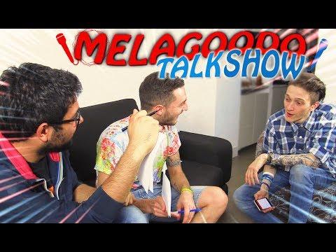MELAGOODO TALK SHOW - Chi ti piacerebbe se fossi gay?