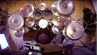 19 Slayer - War Ensemble - Drum Cover