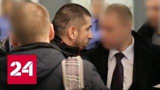 Арестован последний из возможных убийц полицейского из Дагестана